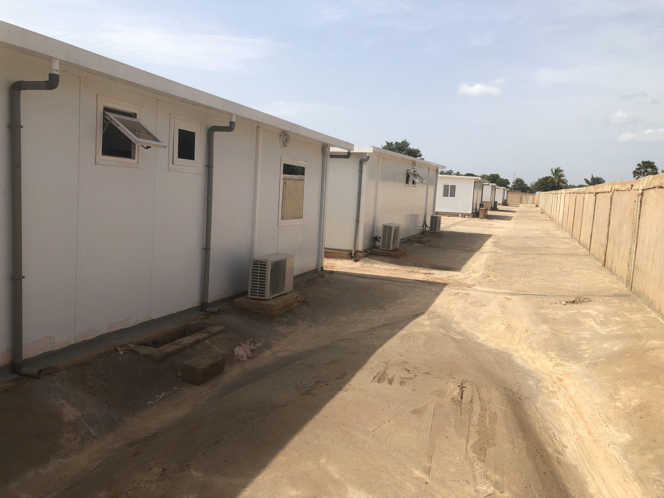 Travaux de plomberie à Natitingou, Bénin