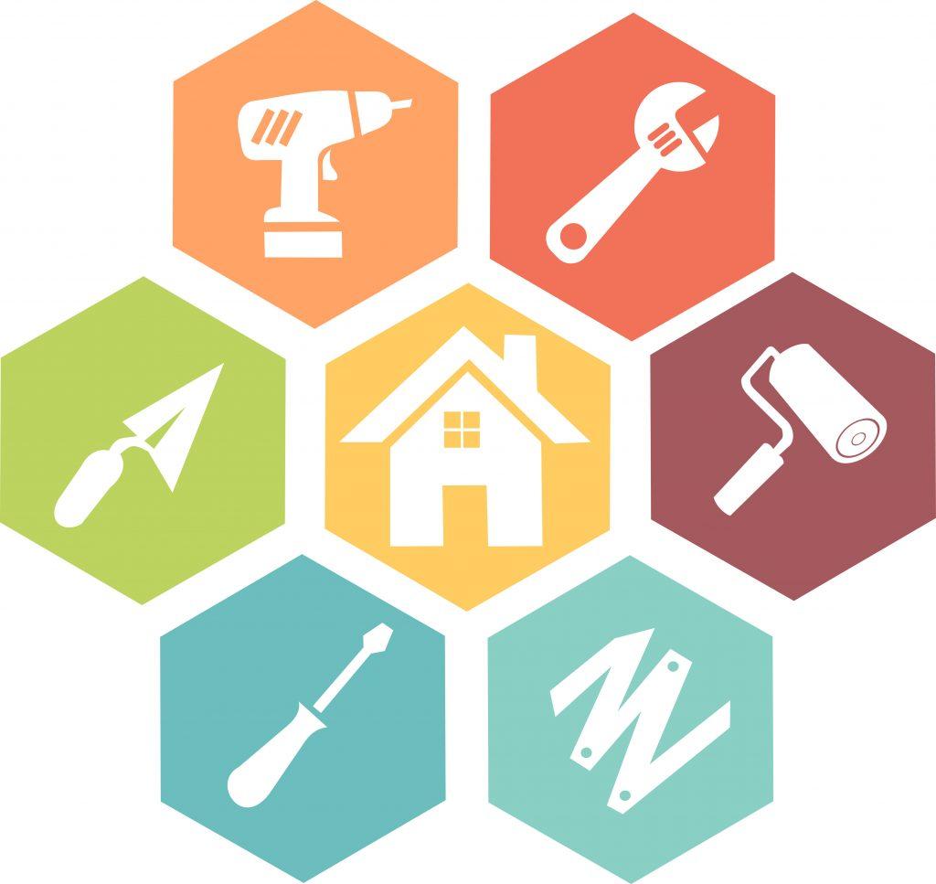 Icone différents types de service de MT Construction